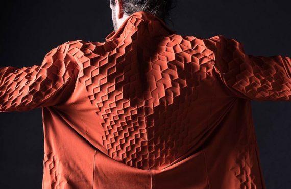 Bu yeni tekstil teknolojisi fütürizmi günlük hayata taşıyor