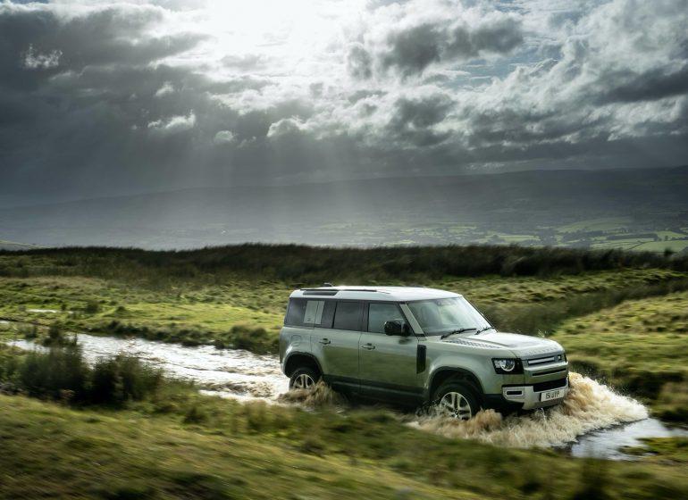 Yeni Land Rover Defender Top Gear Yılın Otomobili