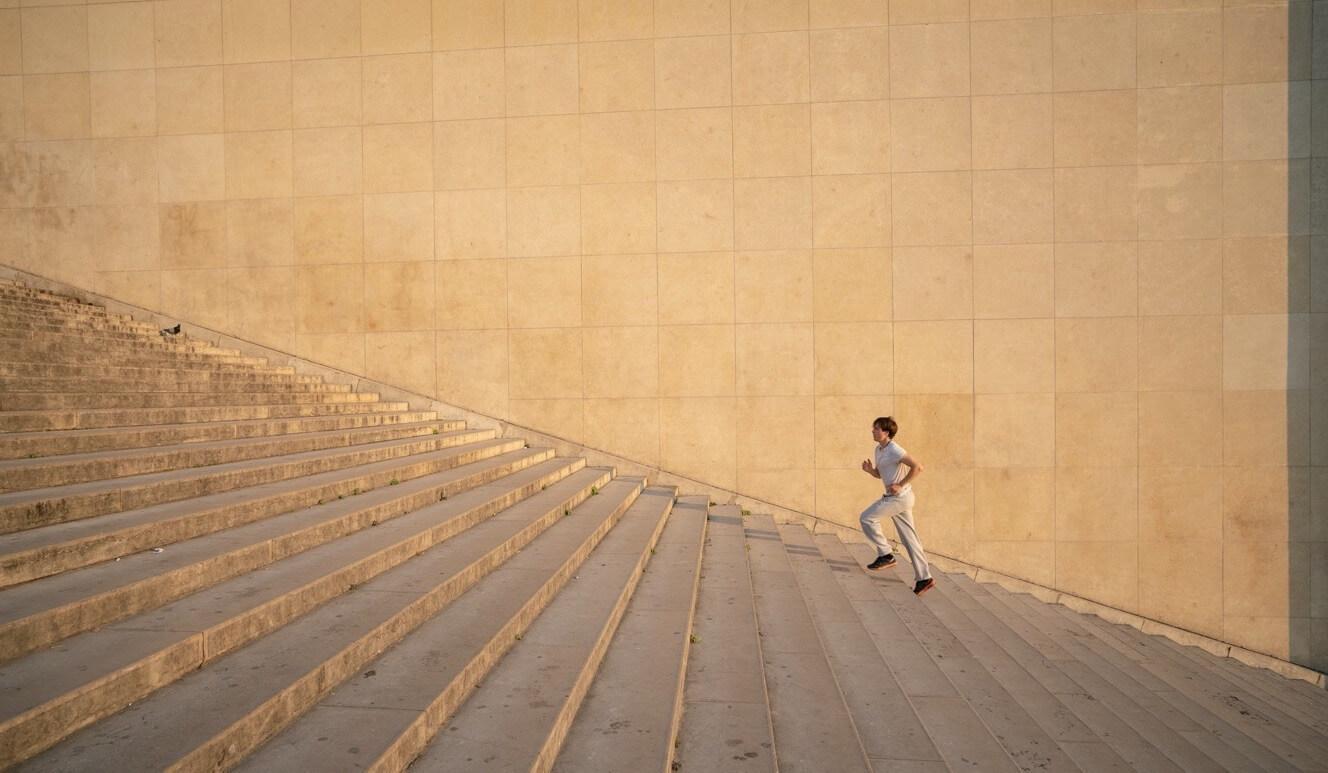 Merdiven çıkmak