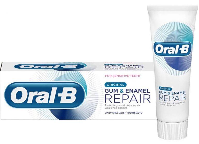 Yeni Oral-B Diş Macunu