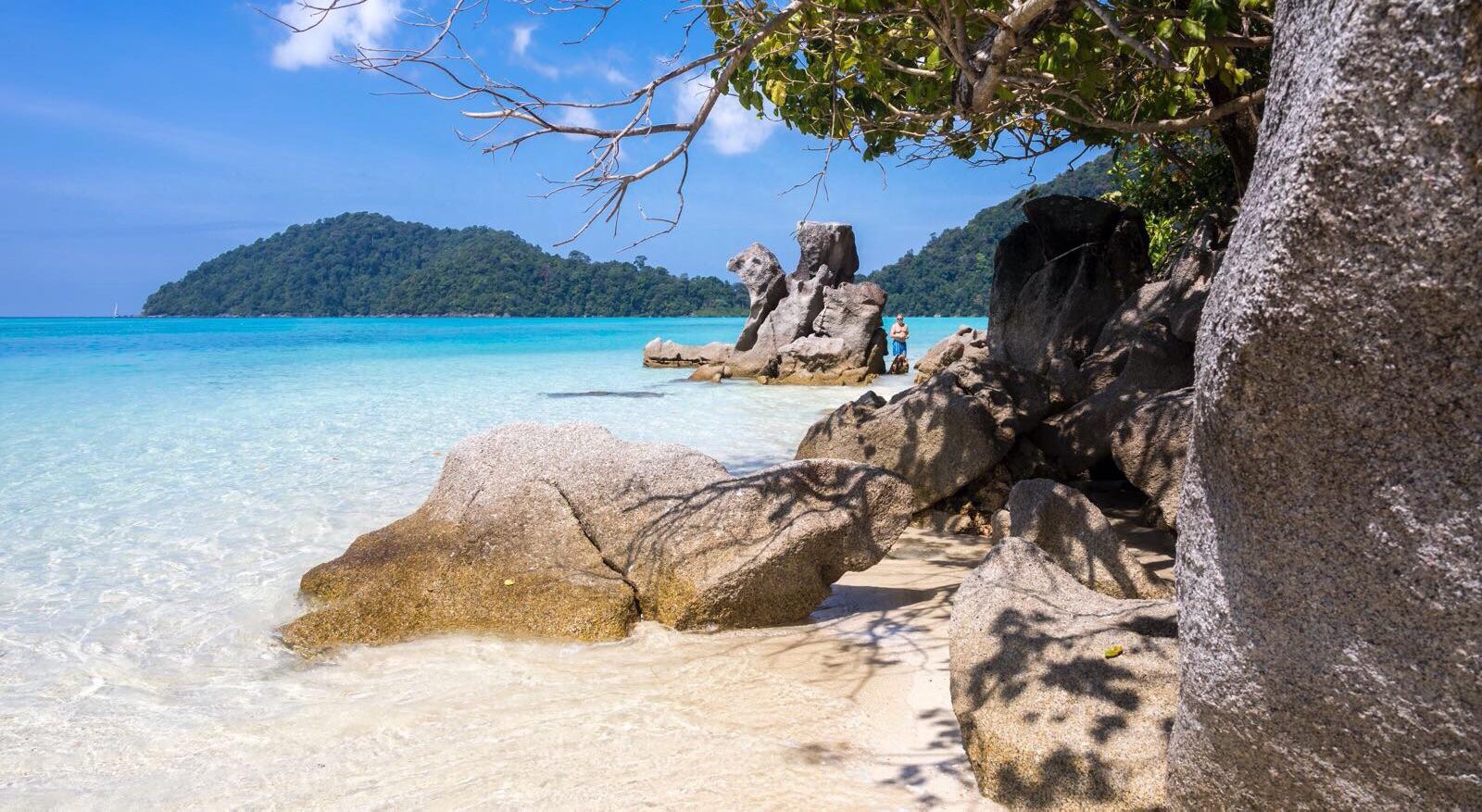 egzotik adalar