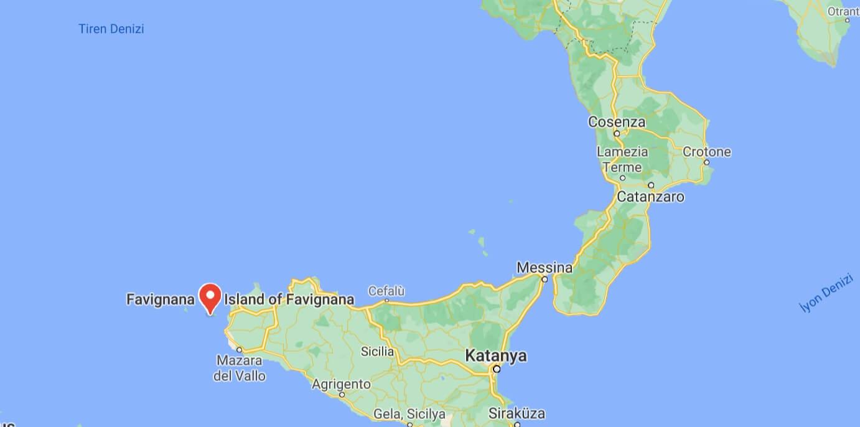 favignana adası