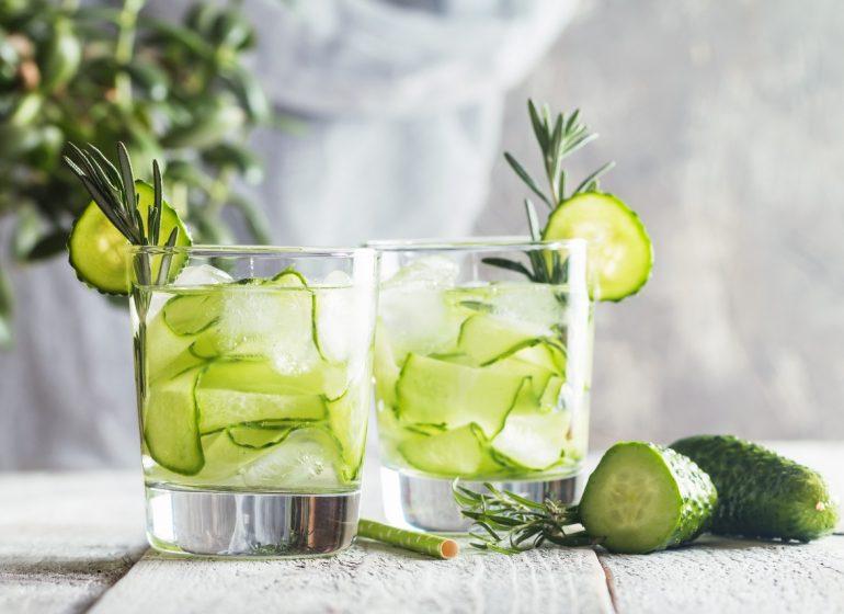 salatalık suyu tarifi